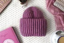 knitting. вязаные шапки / knitting. вязание. шапки. больше работ на http://instagram.com/wonder.knit