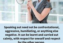 Assertiveness & Self-Esteem