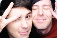 =.=❤️Dan and Phil❤️=.=