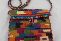 Woven and Embroidered Bags