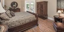 Relaxing Custom Bedroom / Kevco Builders makes our clients' dreams a reality utilizing a management team that listens to you, the client, and builds the home around your needs and vision. This board is a sampling of some of our favorite custom designed bedrooms we have built for our clients. We invite clients to meet at our Kevco showroom in Eustis for design ideas.