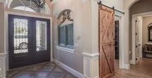 Entryways & Foyers / Kevco Builders makes our clients' dreams a reality utilizing a management team that listens to you, the client, and builds the home around your needs and vision. This board is a sampling of some of our favorite designed custom entryways we have built for our clients. We invite clients to meet at our Kevco showroom in Eustis for design ideas.