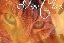 FireClan / Join the Clan from Redstar You can pin your own cats characters and drawings ((Comment on ANY pin to JOIN))