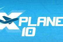 X Plane 10 IOS All Planes