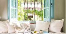 Angoli Del Libro / Angoli di casa dove creare un luogo riservato ed intimo, adatto a momenti di relax e di lettura...