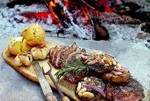 Beef, Duck & Pork