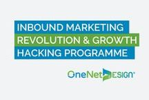 Digital Marketing / Find qualified traffic & leads, close more sales, & accelerate growth • strategic marketing & sales, better conversion & increased profits | OneNetDesign.com