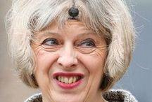 Theresa May / THERESA MAY THE SIXTY NINTH, DUH DUH DUH DUH DUH DUH DUH DUHHHHHHHHH DUH DUH DUH DUHHHH AKA NIGEL BURRETT  AKA WONG WEASLEY