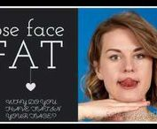 LOSE FACE FAT EASILY / Experts share seven tips on how to lose weight in your face without going under the knife.