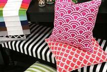 fabrics / by Stefanie Warreyn