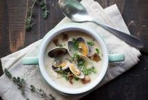 food / by Heather | French Press