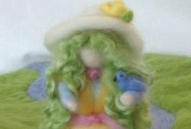 Felting Project Ideas / Great needle and wet felting ideas. Some from our workshops, others are inspiration!
