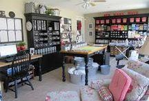 Dream House - Craft Room