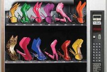 Shoes / Platforms, wedges, and lots of high heels / by Amy Little