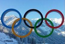 OLYMPICS / by Granny Pat