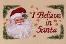 I Believe in Santa ... / . . . cuz if you do NOT believe . . . well, you just get underwear! / by Granny Pat