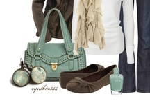 Style for the Closet! / OK, fashion is not my strong suit. But I know what I like! / by Marshmallow Ranch ~ Ginny McKinney