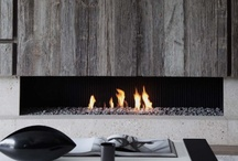 Fireplaces / by Mariel Diana