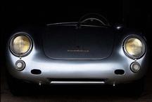 Porsche / by Warren