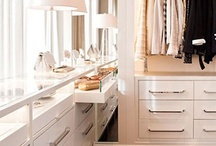 Closets and Vanities / by Mariel Diana