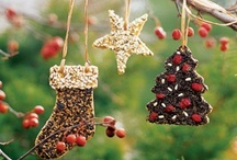 Winter Craft Ideas / Fun DIY and craft projects you can do while you're stuck inside this winter!