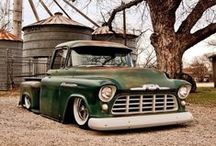 Trucks / by Warren