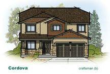 Dream House - Floor Plans
