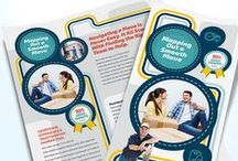 Brochure Templates / Download, edit, and print brochure templates by StockLayouts.