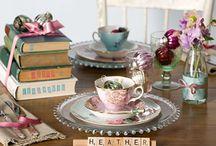 Feast tea party