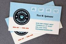 Business Cards Templates / Download, edit, and print business card templates by StockLayouts.