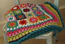 Crochet Crazy blankets