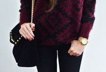 Fall and Winter Fashion / by Mariel Diana