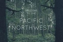 Pacific Northwest / by Warren