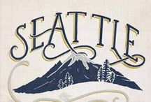 Seattle / A great city in the Pacific Northwest / by Warren
