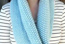 Cowls / Knitted and crochet cowls