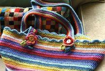 Crochet Crazy bags