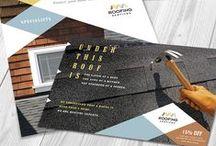 Home Improvement Marketing / Creative print marketing design ideas for the home improvement industry