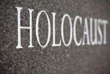 """""""Holocaust"""" :: Lest We Forget :: / The Holocaust was the systematic, bureaucratic, state-sponsored persecution and murder of approximately six million Jews by the Nazi regime and its collaborators. """"Holocaust"""" is a word of Greek origin meaning """"sacrifice by fire."""" The Nazis, who came to power in Germany in January 1933, believed that Germans were """"racially superior"""" and that the Jews, deemed """"inferior,"""" were an alien threat to the so-called German racial community. / by Granny Pat"""