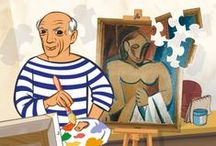 Pablo Picasso / by Granny Pat