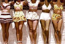 Swimwear ✺ / Bikini's are like fries - you can't just have one.
