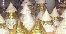 \\ DIY Noël // / Noël, DIY, créations faites-main, calendrier de l'avent, décorations