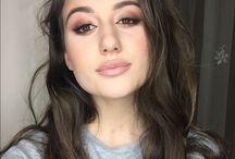 My make up / Me