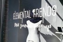 Elemental Events / Past, Present, Future Elemental Trends Events