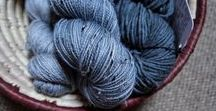 Yarn love / Beautiful yarn to inspire your knitting projects.
