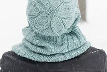 Winter love / Inspiration and knitting patterns for a cozy winter.