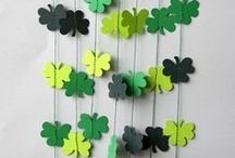 St. Patrick's Day Party / St. Patrick's Day is coming up! Which means time to prepare your Leprechauns, your pots of gold, your rainbows, your green outfit, and your four-leaf clovers! Find St. Patrick's Day party ideas, supplies, food and recipes, outfit ideas, decorations, and party planning inspiration in this Board!