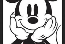 Love / Mickey and mine love but Walt Disney is loved in all are hearts that's love too right