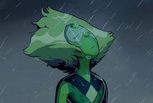 ~Peridot / Peridot Green character from Steven Universe