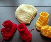 Bébé (disponible sur le blog) / Vous retrouverez ici tout ce qui touche à l'univers de bébé. Chambre, tricot, habits, petits pots, nourriture...