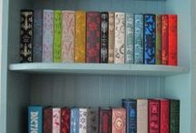 books. / Inspiring images of book storage and display + books to remember